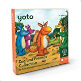 Yoto Zog and Friends Collection by Julia Donaldson – Kids Audio Story Cards for Yoto Player Children's Speaker | Including Zo