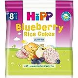 Hipp Organic Blueberry Rice Cake, 30g