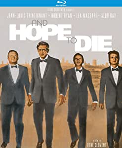 And Hope to Die [Blu-ray]