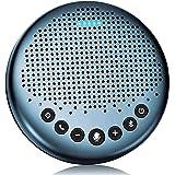 eMeet Luna Lite スピーカーフォン 会議用マイクスピーカー Bluetooth対応 Skype Zoom など対応 ノイズキャンセリング  VoiceIA技術 オンライン会議 テレワーク 在宅 会議用システム ウェブ会議 テレビ会議 ビ