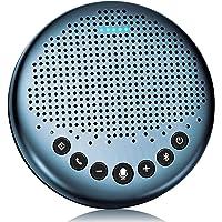 eMeet Luna Lite スピーカーフォン 会議用マイクスピーカー Bluetooth対応 Skype Zoom…