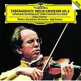 ショスタコーヴィチ:ヴァイオリン協奏曲第2番 他