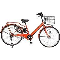 EISAN(エイサン) 電動アシスト自転車 AS-261W-E オレンジ