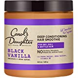 Carol's Daughter Black Vanilla Moisture and Shine Hair Smoothie For Dry Hair and Dull Hair, with Shea Butter, Cocoa Butter an