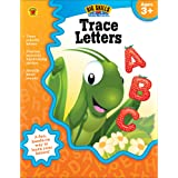 Big Skills for Little Hands® Trace Letters Workbook—Alphabet, Letters, Sounds, Handwriting Practice, Tracing Activity Book fo