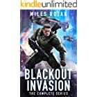 Blackout Invasion: The Complete Series (English Edition)