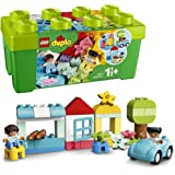 LEGO DUPLO Classic Brick Box 10913 First LEGO Set with Storage Box, Great Educational Toy for Toddlers 18 Months and up