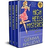 High Heels Mysteries Boxed Set Vol. III (Books 7-9) (High Heels Mysteries Boxed Sets Book 3)