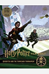 Harry Potter: Film Vault: Volume 7: Quidditch and the Triwizard Tournament (Harry Potter Film Vault) Kindle Edition