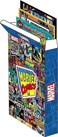 MARVEL 80YEARS/ポストカードセットA IJ69