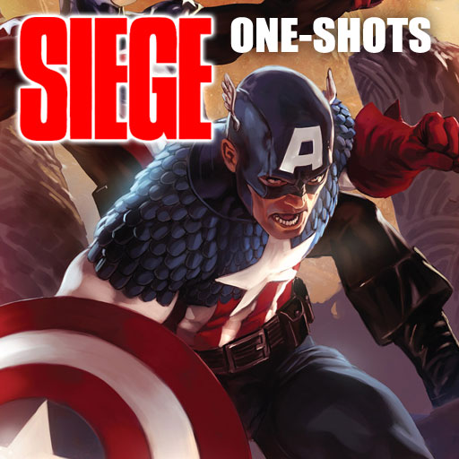 Download Siege: One Shots (Issues) (5 Book Series) B018838MLO