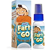 Fart to Go Extra Strong Liquid Fart Spray Funny Gag Gift - Prank Your Friends, Make Them Run and Make Them Laugh, Clear a Roo