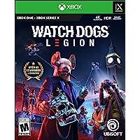 Watch Dogs Legion(輸入版:北米)- XboxOne