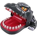Paraizo 危機一発 定番ゲーム 外れの歯を引いたら噛まれる!! ドッキリハラハラ のアクションゲーム 運試し! く…