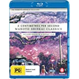 Makoto Shinkai Classics: Voices Of A Distant Star / 5 Centimetres Per Second (blu-ray)