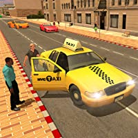 NYC Crazy Taxi Driving Simulator 2018