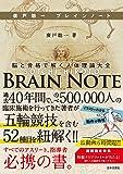 廣戸聡一ブレインノート: 脳と骨格で解く人体理論大全
