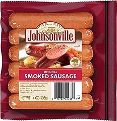 Johnsonville Smoked Sausage, 396g - Chilled