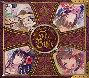 KOTOKO's GAME SONG COMPLETE BOX 「The Bible」(初回限定盤 10CD+Blu-ray)