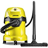 Karcher WD 3 Multi-Purpose Vacuum Cleaner, EU-I,Multicolour