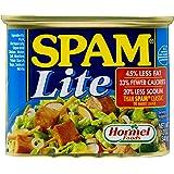 SPAM Lite Luncheon Meat, 340g