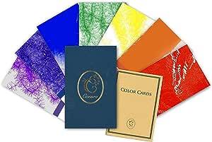 COCORO協会オリジナルカラーカード(24色・箱・説明書付)