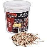 Camerons Smoking Chips- Kiln Dried, 100 Percent Natural Extra Fine Wood Smoker Sawdust Shavings (Pecan, 1 Pint)