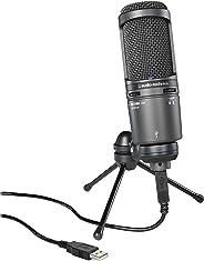 audio-technica オーディオテクニカ USB マイクロホン AT2020USB+ 生放送 / 録音 / ポッドキャスト / 実況 ブラック