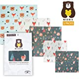 Reusable Beeswax Food Wrap - Eco-Friendly, Sustainable, Zero Waste Plastic Free Alternative Biodegradable Food Wraps Products