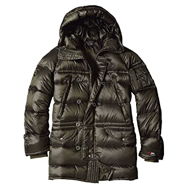 EB900 Fill Power Plus Heavy Zone Down Parka 019242