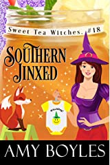 Southern Jinxed (Sweet Tea Witch Mysteries Book 18) Kindle Edition