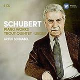 Schubert: Piano Works / Trout Quintet / Lieder