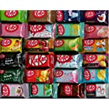 ネスレ日本 キットカット ミニ 食べ比べ 24種類(フレーバー)セット 異なる味 計24個 バラエティ 詰め合わせ! kitkat kit kat
