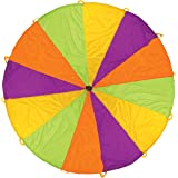 Pacific Play Tents 18000 Playchute 10' Parachute - Multicolor