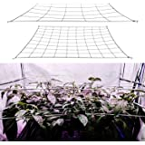 Grow Tent Flexible Trellis net 2 Pack, one Size fits All.
