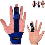 BodyMoves Finger Splint and Finger Extension Splint Trigger Finger Mallet Finger Broken Finger Post Operative Care Finger Knu