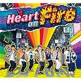 Heart on Fire(CD+DVD+VR))(初回生産限定盤)