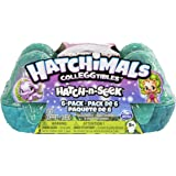 Hatchimals CollEGGtibles, Hatch and Seek 6 Pack Easter Egg Carton with Hatchimals CollEGGtibles, Amazon Exclusive, for Ages 5