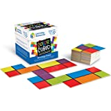 Learning Resources LER9283 Color Cubed Strategy Game,4-1/2 x 4-1/2 in,Multi-color