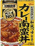 江崎グリコ DONBURI亭 お蕎麦屋さん風のカレー南蛮丼 165g ×10個