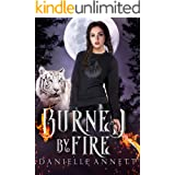 Burned by Fire: A Snarky New-Adult Urban Fantasy Series (Blood and Magic Book 3)