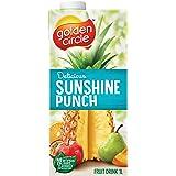 Golden Circle Sunshine Punch Fruit Drink, 1L