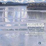 Sibelius: The Symphonies, Kullervo, Finlandia, Tapiola, Oceanides