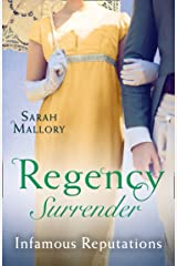 Regency Surrender: Infamous Reputations: The Chaperon's Seduction / Temptation of a Governess ペーパーバック
