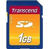 旧モデル Transcend SDカード 1GB TS1GSDC