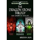 The Dragon Stone Trilogy: The Complete Set (Books 1-3): Dragon Stones, Return of the Dragon Riders, Vosper's Revenge (Dragon