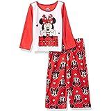 Minnie Mouse Disney Girls 2-Piece Pajama Set