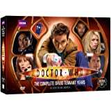 Doctor Who: The David Tennant Years [DVD] [Import]