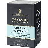 Taylors of Harrogate Organic Peppermint Tea (20 Teabags),