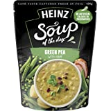 Heinz Soup of The Day - Green Pea with Ham Soup, 430g